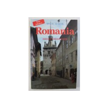 WHERE TO GO IN ROMANIA by HAROLD DENNIS - JONES , 1994
