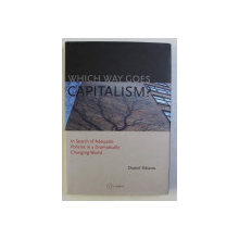 WHICH WAY GOES CAPITALISM , IN SEARCH OF ADEQUATE POLICIES IN A DRAMATICALLY CHANGING WORLD de DANIEL DAIANU , 2009 *DEDICATIE