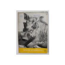 WILDESCHWEINE ( PORCI MISTRETI ) von ERNA MOHR , CARTE DIN BIBLIOTECA LUI VASILE COTTA , 1960