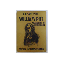 WILLIAM PITT de JACQUES CHASTENET , 1943