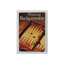 WINNING BACKGAMMON by JOHN LEET , 1998