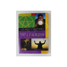 WIZARDS - THE QUEST FOR WIZARD FROM MERLIN TOM HARRY POTTER by JOHN MATTHEWS , 2003