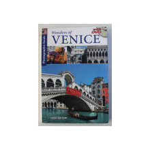 WONDERS OF VENICE  - PHOTOGRAPHIC GUIDE , WITH DVD *, 2012
