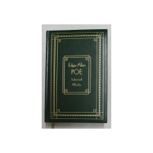 WORKS OF EDGAR ALLAN POE , SIXTY - SEVEN TALES - ONE COMPLET NOVEL and THIRTY - ONE POEMS , 1990