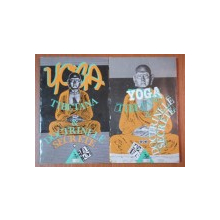 YOGA TIBETANA SI DOCTRINELE SECRETE  2 VOLUME  1993