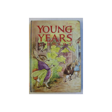 YOUNG YEARS LIBRARY  -VOL. II -  BEST LOVED NURSERY STORIES , VERSE AND FABLES  ,  editor AUGUSTA BAKER , 1963
