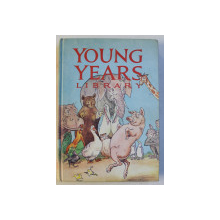 YOUNG YEARS LIBRARY  -VOL. IV -  BEST LOVED STORIES AND POEMS ,  editor AUGUSTA BAKER , 1963