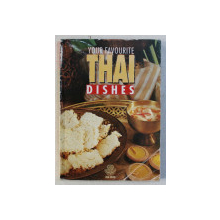 YOUR FAVOURITE THAI DISHES , text WANDEE NA SONKHLA , 1996