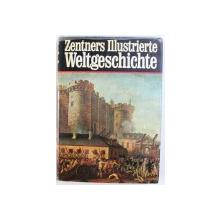 ZENTNERS ILLUSTRIERTE  WELTGESICHTE von CHRISTIAN ZENTNER , 1972