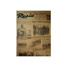 ZIARUL - RAPID, ANUL 1, NR. 2, MIERCURI 24 SEPTEMBRIE 1941