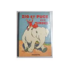 ZIG ET PUCE AUX INDES par ALAIN SAINT-OGAN, NR. 7