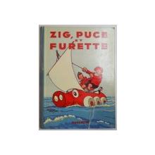 ZIG, PUCE ET FURETTE par ALAIN SAINT-OGAN, NR. 8