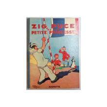 ZIG , PUCE ET LA PETITE PRINCESSE par ALAIN SAINT-OGAN, NR 9