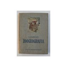 ZOOGEOGRAFIA de N.A. BOBRINSCHI , 1953