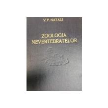 ZOOLOGIA NEVERTEBRATELOR- V.F. NATALI, BUC.1954