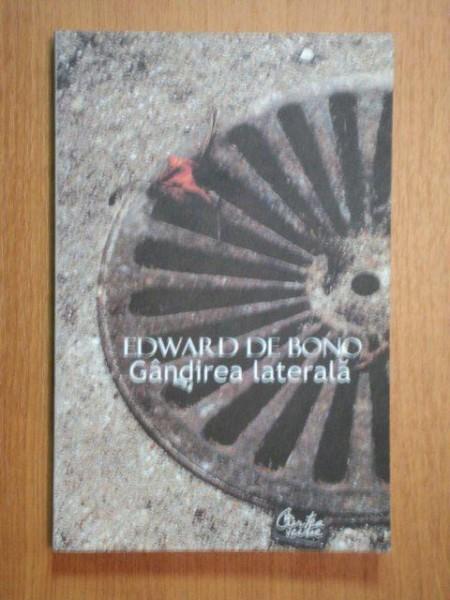 GANDIREA LATERALA EDWARD DE BONO DOWNLOAD